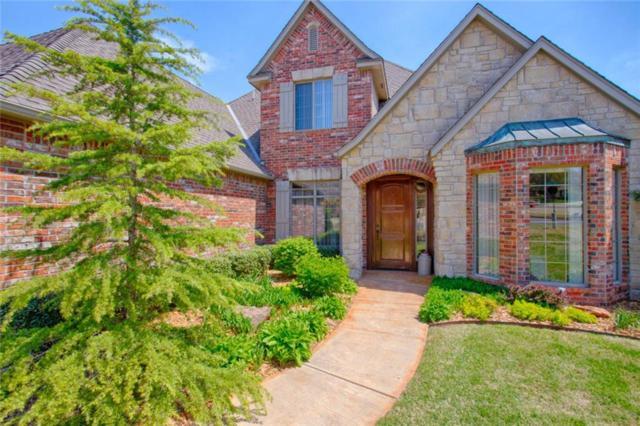 3116 Garden Vista, Edmond, OK 73034 (MLS #816490) :: Homestead & Co