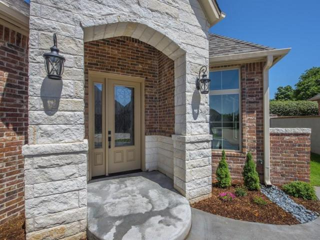 1203 Villas Creek Drive, Edmond, OK 73003 (MLS #816493) :: Wyatt Poindexter Group