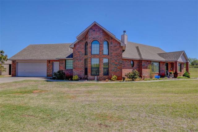 11253 State Highway 74B, Blanchard, OK 73010 (MLS #816627) :: KING Real Estate Group