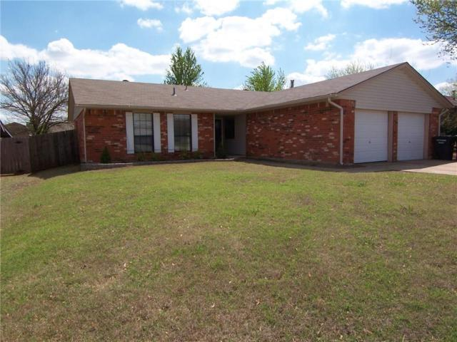 1416 SE 7th, Moore, OK 73160 (MLS #816649) :: Wyatt Poindexter Group