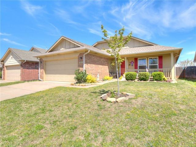 813 Tufts Lane, Norman, OK 73069 (MLS #816813) :: Wyatt Poindexter Group