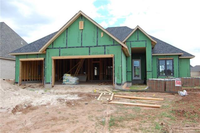 8428 Nw 135th Terrace, Oklahoma City, OK 73142 (MLS #816853) :: Wyatt Poindexter Group