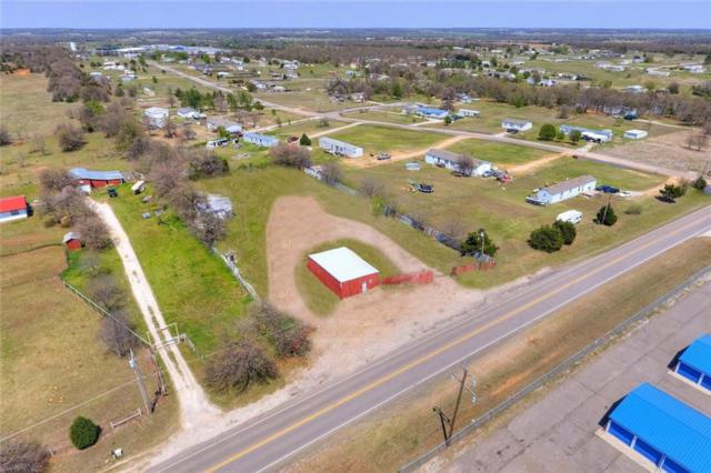 22501 SE 29th Street, Harrah, OK 73045 (MLS #816932) :: Homestead & Co