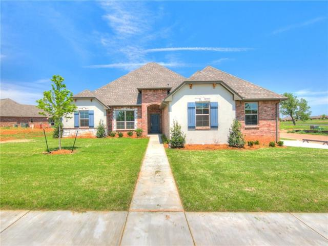 6401 NW 163 Place, Edmond, OK 73013 (MLS #817055) :: Homestead & Co