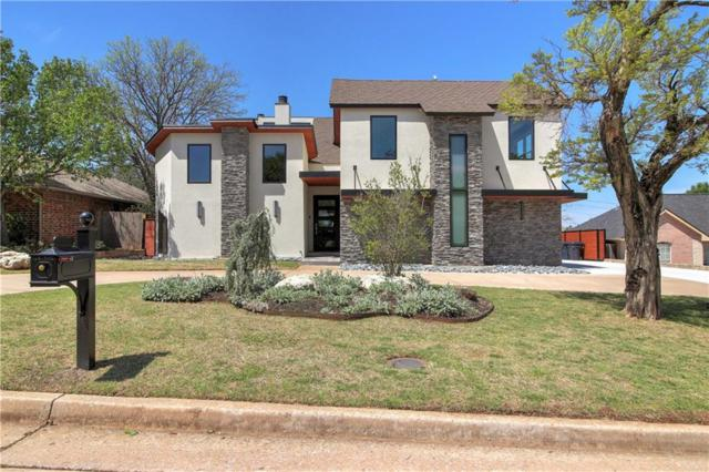 12307 Maple Ridge Road, Oklahoma City, OK 73120 (MLS #817210) :: Wyatt Poindexter Group