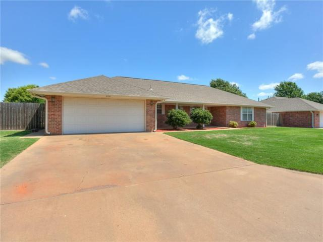 2221 Berry, Weatherford, OK 73096 (MLS #817399) :: KING Real Estate Group