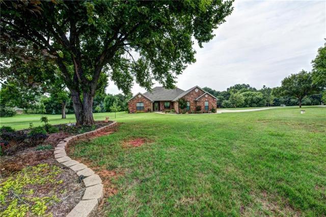 500 Highland Hills Circle, Norman, OK 73026 (MLS #817610) :: Wyatt Poindexter Group