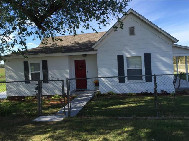 17005 150th Street, Lindsay, OK 73052 (MLS #817729) :: KING Real Estate Group