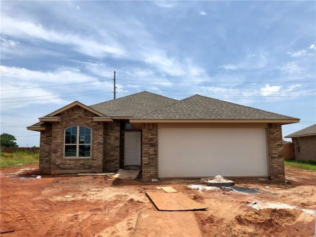 4700 Pyrope Lane, Oklahoma City, OK 73179 (MLS #817735) :: Wyatt Poindexter Group