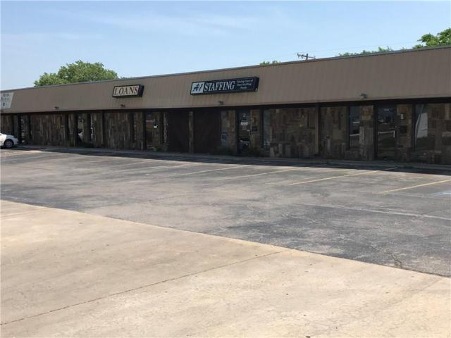 1137 N Kickapoo, Shawnee, OK 74801 (MLS #817803) :: Homestead & Co