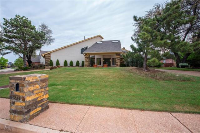 1301 Oak Tree Drive, Edmond, OK 73025 (MLS #817993) :: UB Home Team