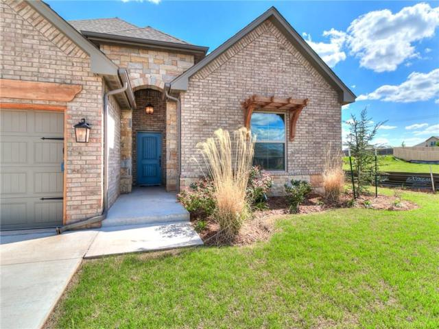 6404 NW 163rd Place, Edmond, OK 73012 (MLS #818305) :: Homestead & Co