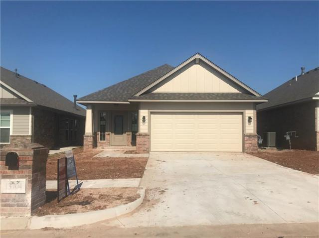 13704 Paddington Avenue, Oklahoma City, OK 73142 (MLS #818328) :: Wyatt Poindexter Group