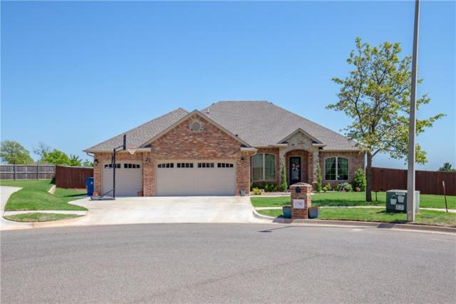 1790 Grants Pass, Blanchard, OK 73010 (MLS #818434) :: Wyatt Poindexter Group