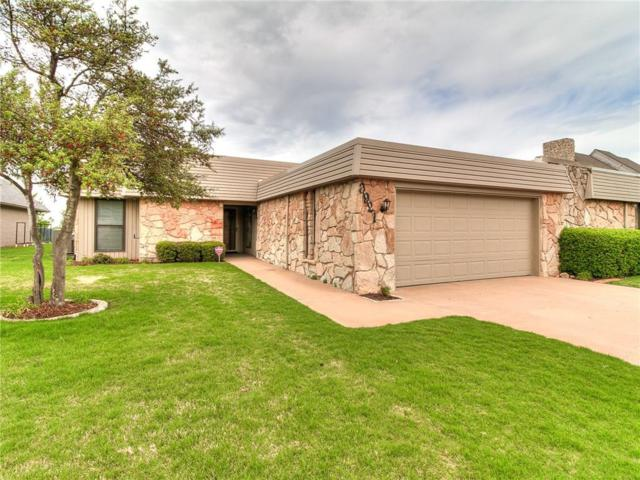 3921 Tamarisk Drive, Oklahoma City, OK 73120 (MLS #818461) :: Wyatt Poindexter Group