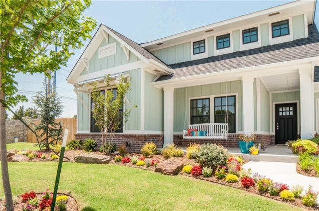 1301 Arts District Drive, Edmond, OK 73034 (MLS #818463) :: Wyatt Poindexter Group