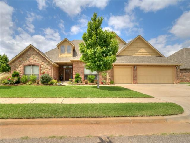 8621 SW 58th Circle, Oklahoma City, OK 73179 (MLS #818493) :: Wyatt Poindexter Group