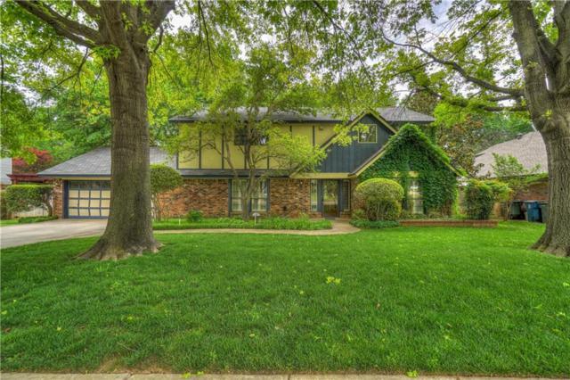 3708 Spring Hill Drive, Edmond, OK 73013 (MLS #818752) :: KING Real Estate Group