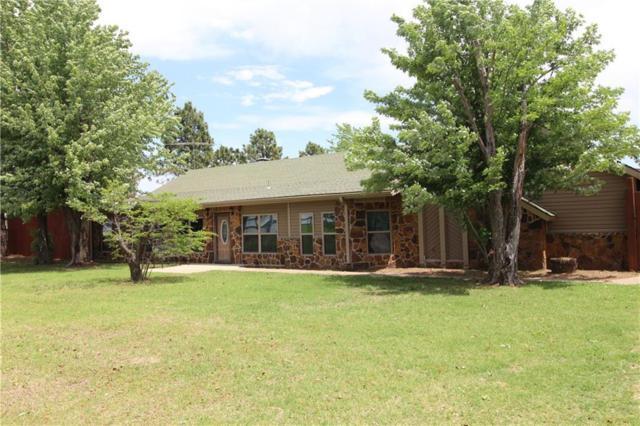 801 Mitchell Road, Tecumseh, OK 74873 (MLS #818806) :: Wyatt Poindexter Group
