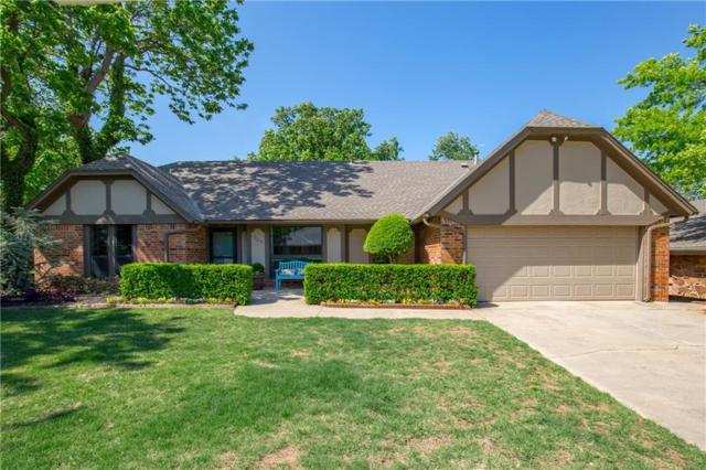 509 Canyon Rd, Edmond, OK 73034 (MLS #818876) :: Homestead & Co