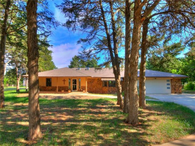 2001 SW 89th Street, Mustang, OK 73064 (MLS #818951) :: KING Real Estate Group