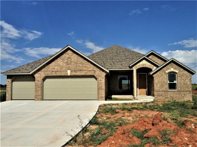 3525 Lakeside Drive, Oklahoma City, OK 73160 (MLS #818991) :: Wyatt Poindexter Group