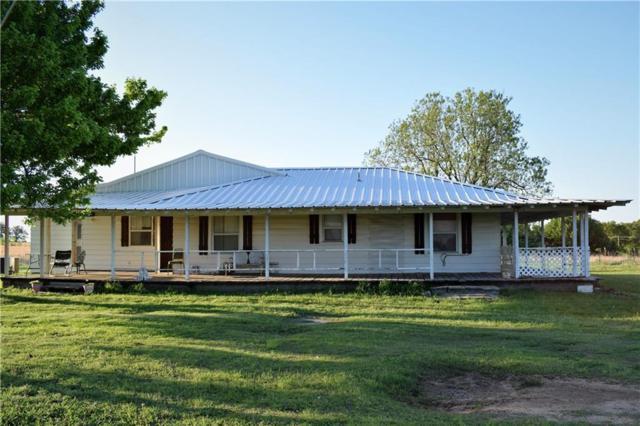 10696 N County Road 3410, Stratford, OK 74872 (MLS #819040) :: Wyatt Poindexter Group
