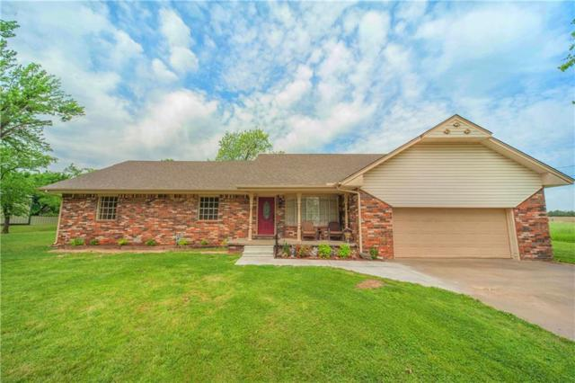802 N 13th Street, Tecumseh, OK 74873 (MLS #819221) :: KING Real Estate Group