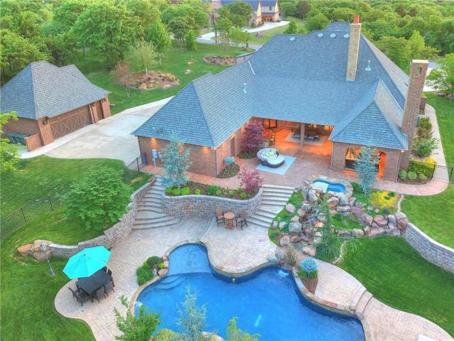 1200 Settlers Drive, Edmond, OK 73034 (MLS #819254) :: Homestead & Co