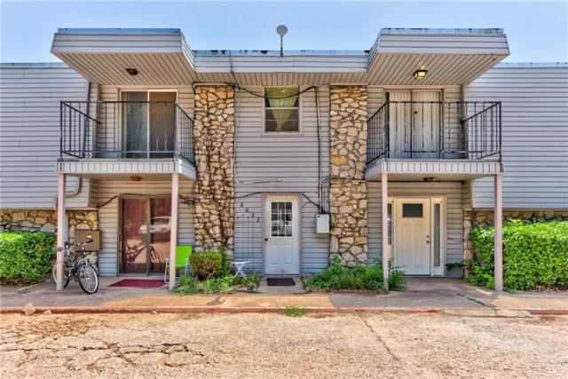 6032 NW Expressway Street C, Oklahoma City, OK 73132 (MLS #819272) :: KING Real Estate Group