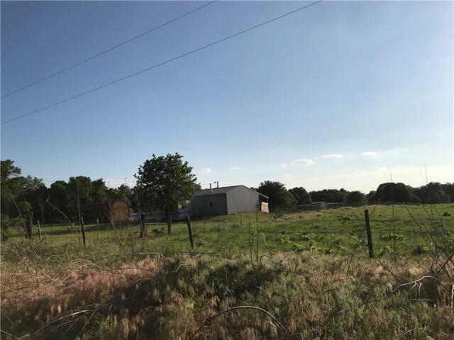 970841 S 3480 Road, Sparks, OK 74869 (MLS #819312) :: Homestead & Co