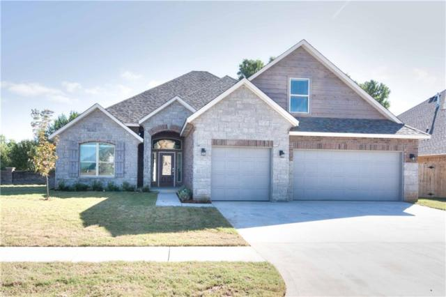 11128 Fairways Avenue, Yukon, OK 73099 (MLS #819354) :: KING Real Estate Group