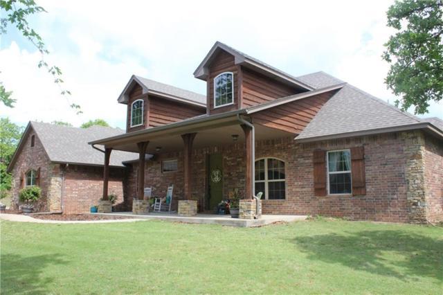 12885 Arbor Meadows, Oklahoma City, OK 73165 (MLS #819377) :: Wyatt Poindexter Group