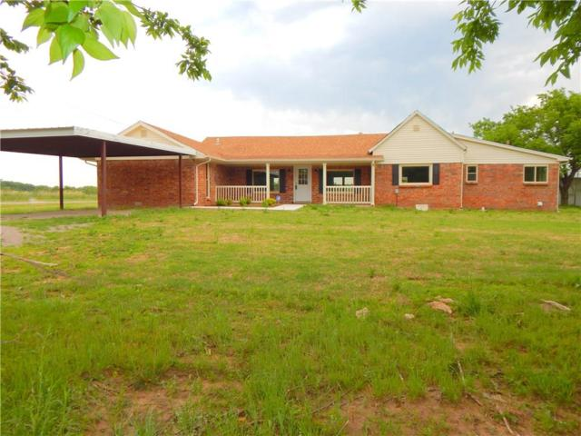 11501 N Kickapoo Avenue, Shawnee, OK 74804 (MLS #819378) :: Wyatt Poindexter Group