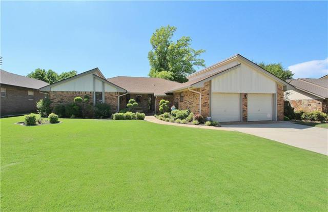 9701 Briarcreek Drive, Oklahoma City, OK 73162 (MLS #819469) :: Wyatt Poindexter Group