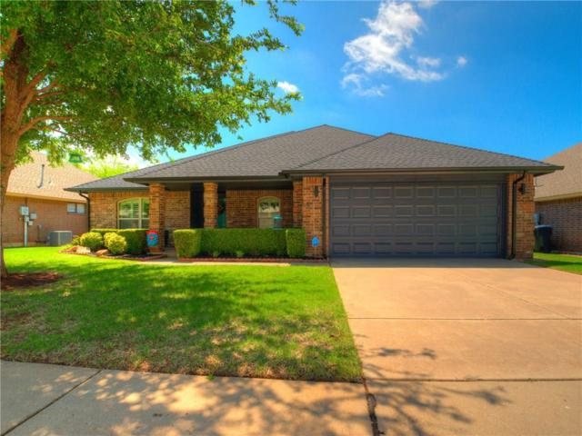 6612 NW 134th Street, Oklahoma City, OK 73142 (MLS #819523) :: Wyatt Poindexter Group