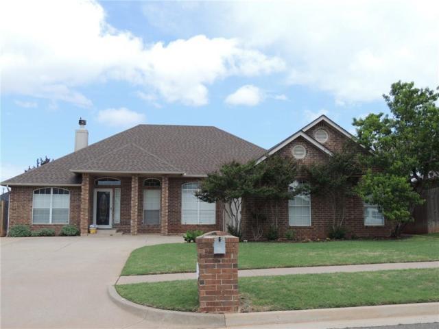 13405 Vandiver Drive, Oklahoma City, OK 73142 (MLS #819693) :: Wyatt Poindexter Group