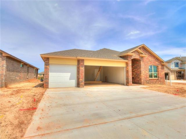 2512 Austin Glen Court, Yukon, OK 73099 (MLS #819890) :: Wyatt Poindexter Group