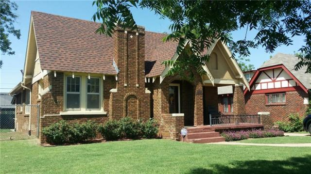 923 NE 18th Street, Oklahoma City, OK 73105 (MLS #820013) :: Wyatt Poindexter Group