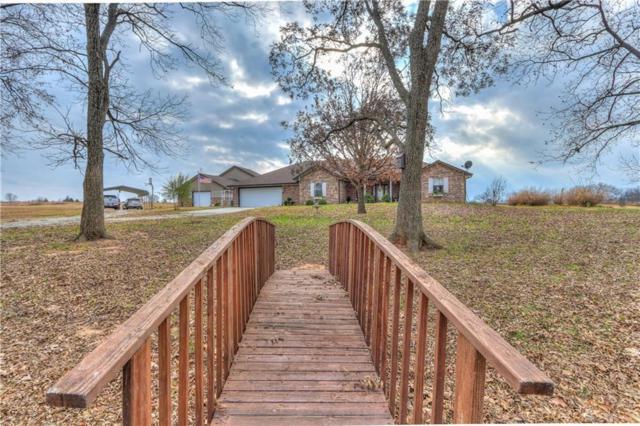 204 Pecan Creek Drive, Earlsboro, OK 74840 (MLS #820035) :: Wyatt Poindexter Group