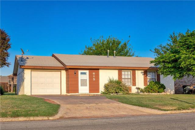 615 S 28th, Clinton, OK 73601 (MLS #820275) :: KING Real Estate Group