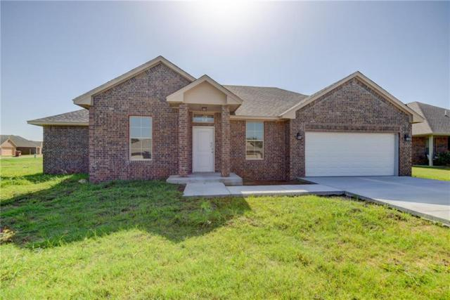 7524 Comrade Lane, Yukon, OK 73099 (MLS #820278) :: UB Home Team