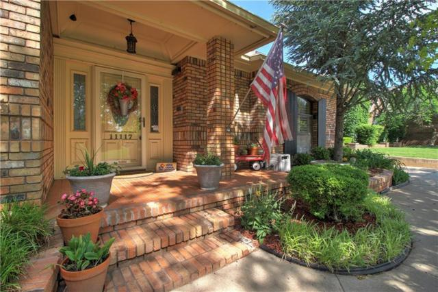 11117 Woodbridge, Oklahoma City, OK 73162 (MLS #820486) :: Wyatt Poindexter Group