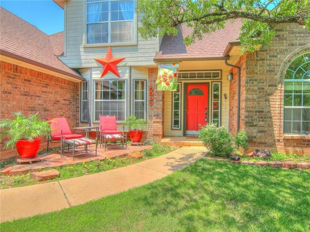 5809 Hickory Bend Drive, Norman, OK 73026 (MLS #820522) :: Wyatt Poindexter Group
