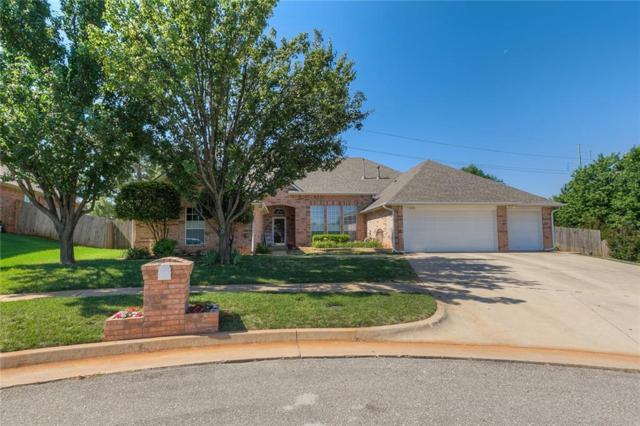 1512 NW 193rd Street, Edmond, OK 73012 (MLS #820523) :: Homestead & Co