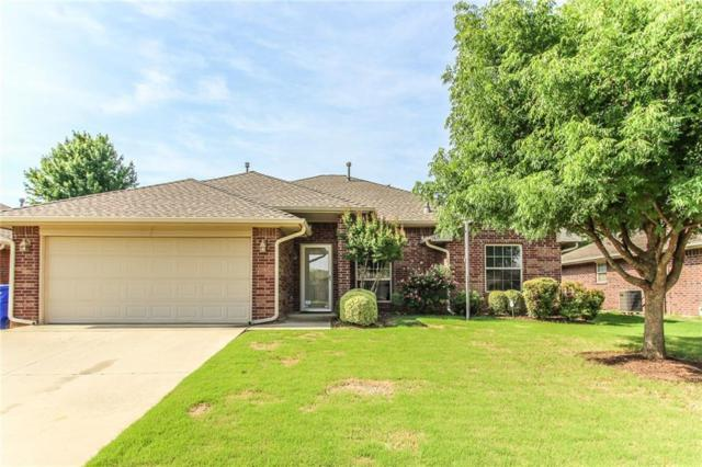 1616 N Creekside Lane, Norman, OK 73071 (MLS #820584) :: Erhardt Group at Keller Williams Mulinix OKC