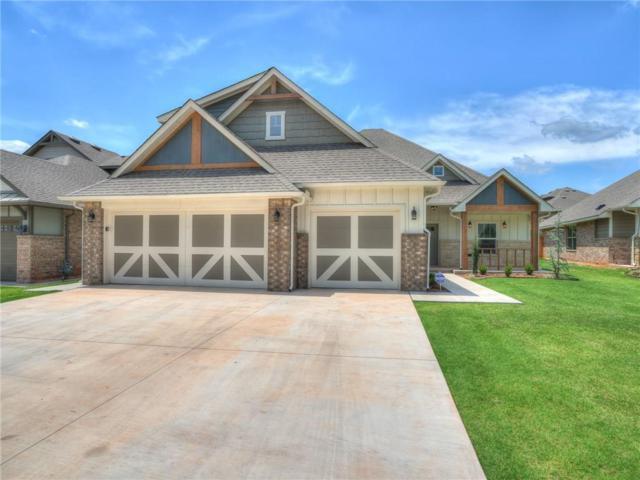 2009 Creek Side Circle, Moore, OK 73160 (MLS #820640) :: Barry Hurley Real Estate