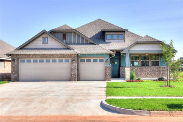 2813 Pebble Creek Street, Moore, OK 73160 (MLS #820766) :: Barry Hurley Real Estate