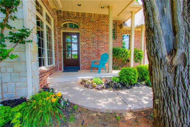 8830 Palermo Drive, Edmond, OK 73034 (MLS #820844) :: Wyatt Poindexter Group