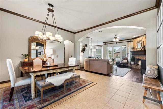 16235 Old Olive Way, Edmond, OK 73013 (MLS #820942) :: Erhardt Group at Keller Williams Mulinix OKC